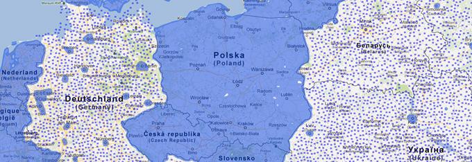 Street View w Polsce