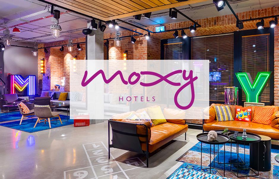 Moxy Warsaw Praga